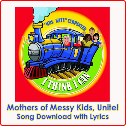 Mothers of Messy Kids, Unite! Song Download with Lyrics