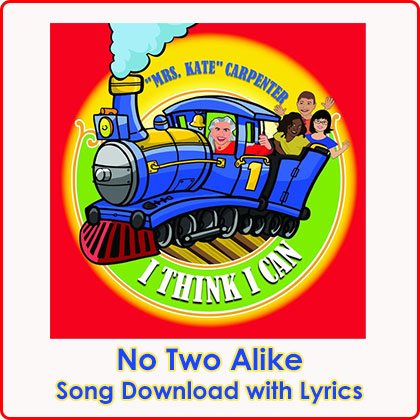 No Two Alike Song Download with Lyrics