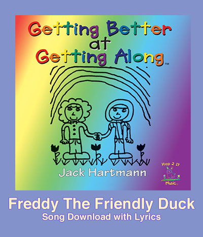 Freddy The Friendly Duck Song Download with Lyrics