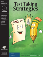 Test Taking Strategies Downloadable Musical Play with Script