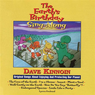 The Earth's Birthday CD with Lyrics