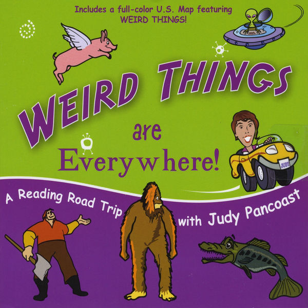 Weird Things are Everywhere! Download with Lyrics