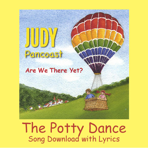 The Potty Dance Song Download with Lyrics