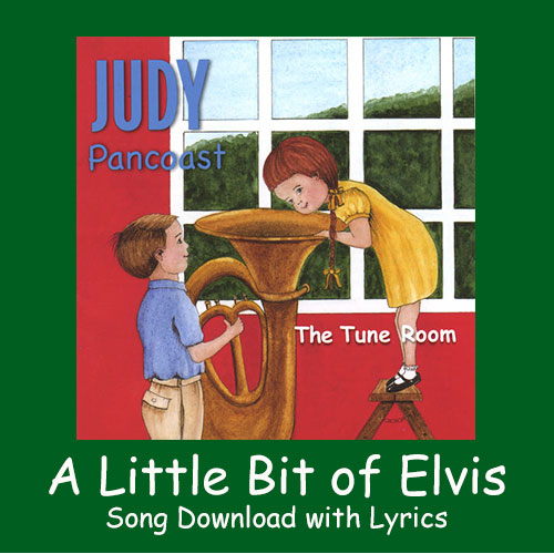 A Little Bit of Elvis Song Download with Lyrics