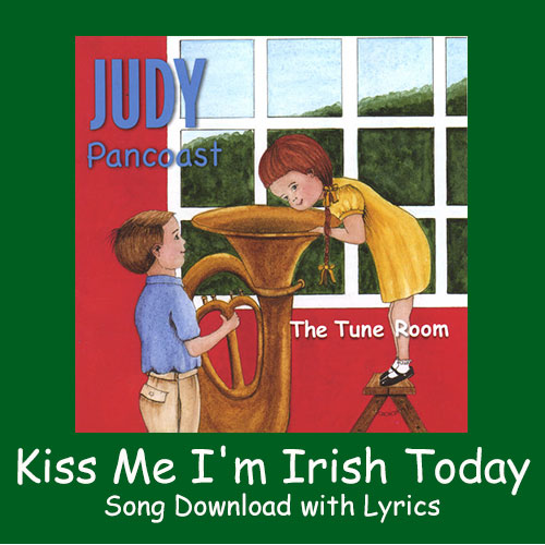 Kiss Me I'm Irish Today Song Download with Lyrics