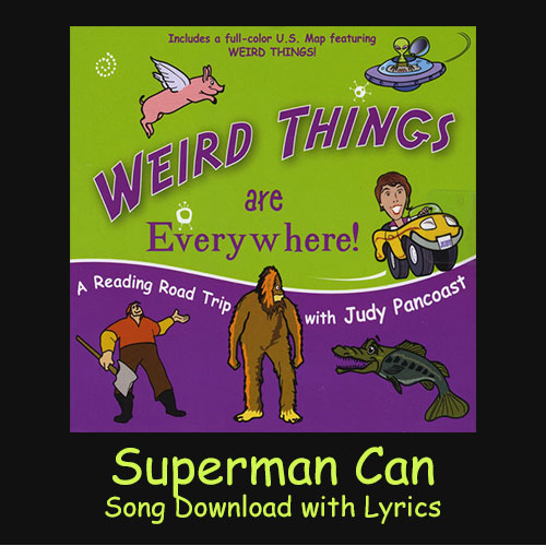 Superman Can Song Download with Lyrics