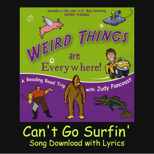Can't Go Surfin' Song Download with Lyrics