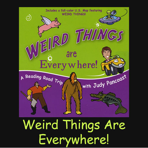 Weird Things Are Everywhere! Song Download with Lyrics