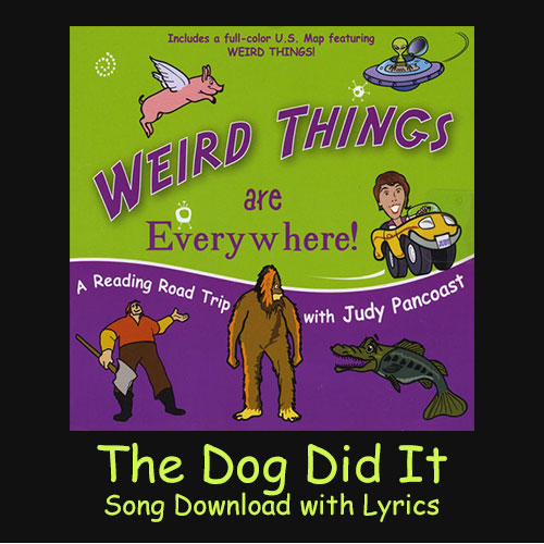 The Dog Did It Song Download with Lyrics