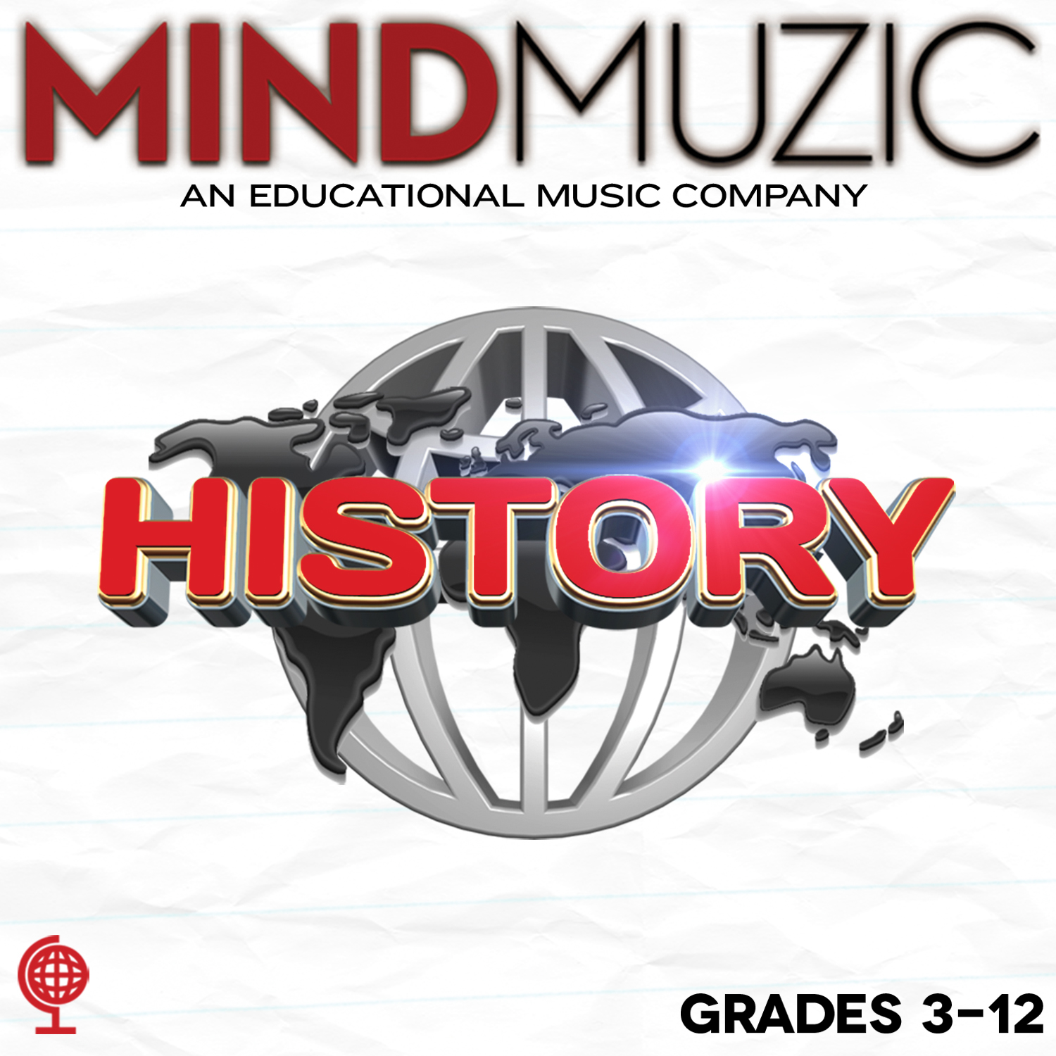 MindMuzic History Album Download with Digital Workbook