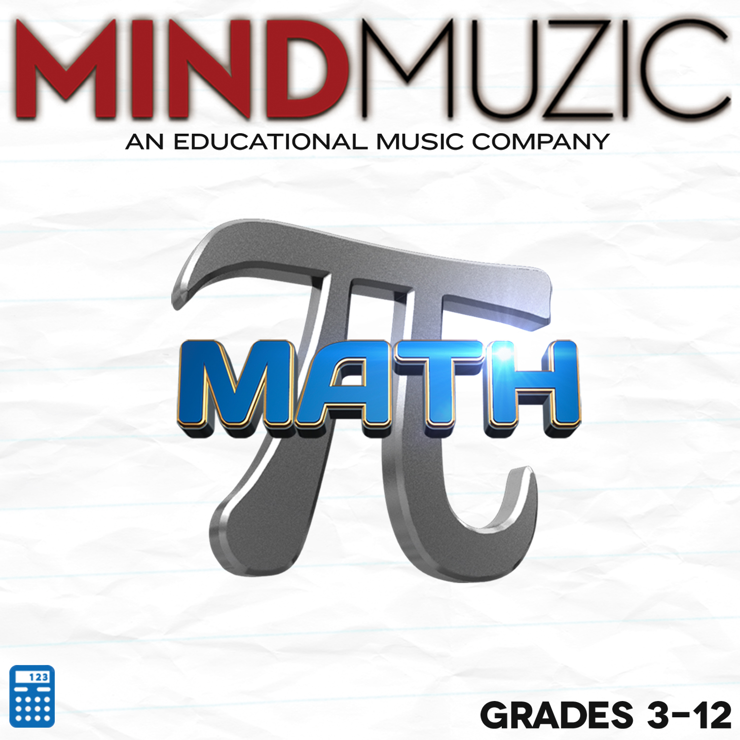 MindMuzic Math Album Download with Digital Workbook