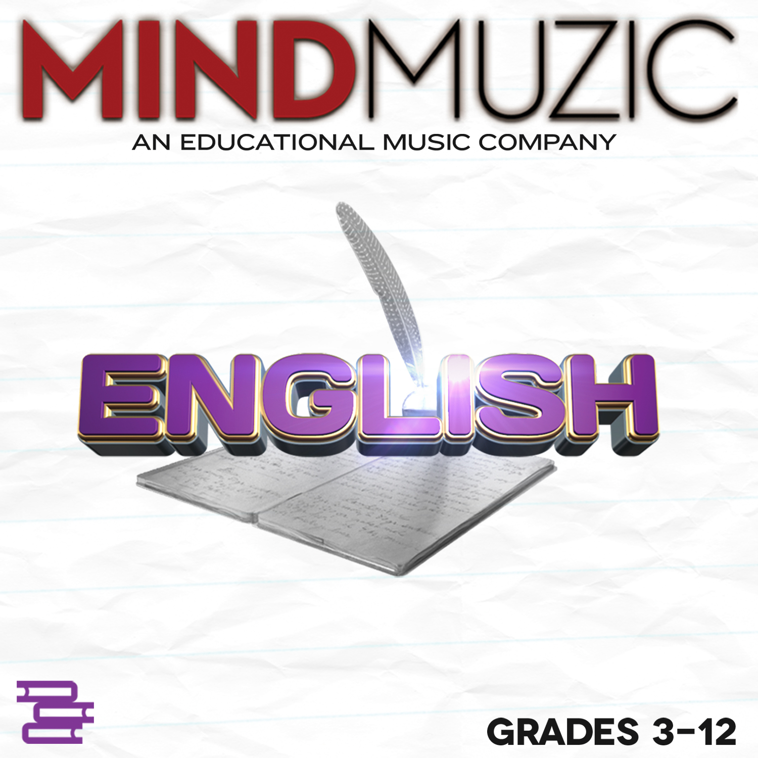 MindMuzic English Album Download with Digital Workbook