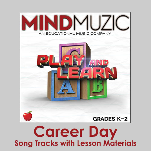 Career Day Downloadable Tracks with Lyrics and Quiz