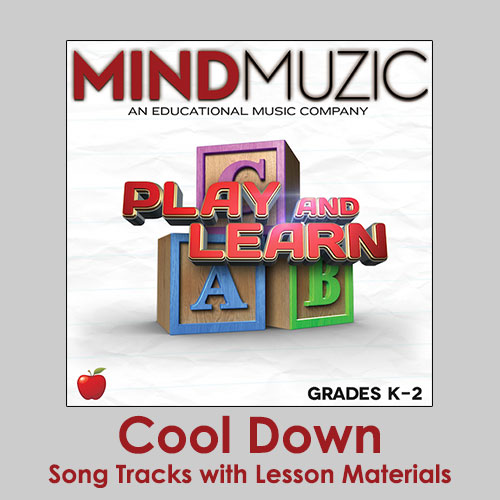 Cool Down Downloadable Tracks with Lyrics and Quiz