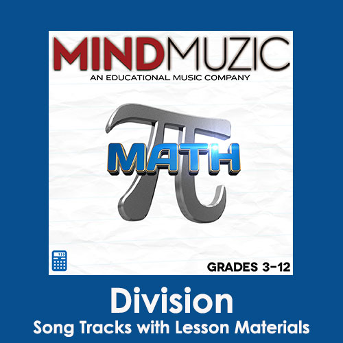 Division Downloadable Tracks with Lyrics and Quiz