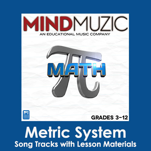 Metric System Downloadable Tracks with Lyrics and Quiz