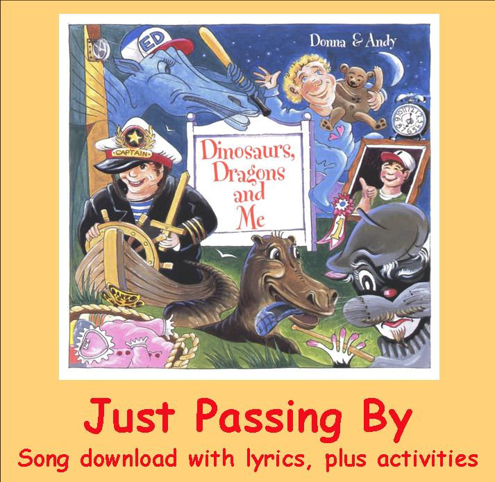 Just Passing By Song Download with Lyrics
