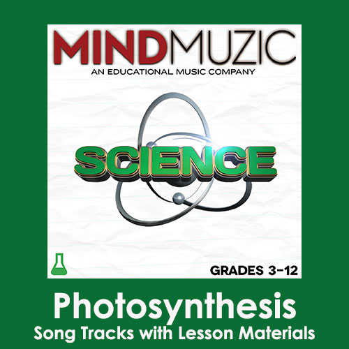 Photosynthesis Downloadable Tracks with Lyrics and Quiz