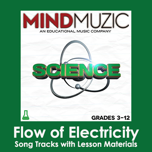 Flow of Electricity Downloadable Tracks with Lyrics and Quiz