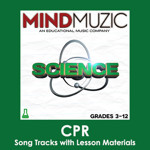 CPR Downloadable Tracks with Lyrics and Quiz
