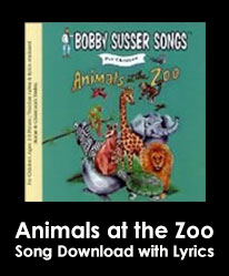 Animals At The Zoo Song Download with Lyrics
