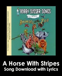 A Horse With Stripes Song Download with Lyrics