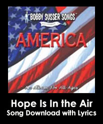 Hope Is In the Air Song Download with Lyrics