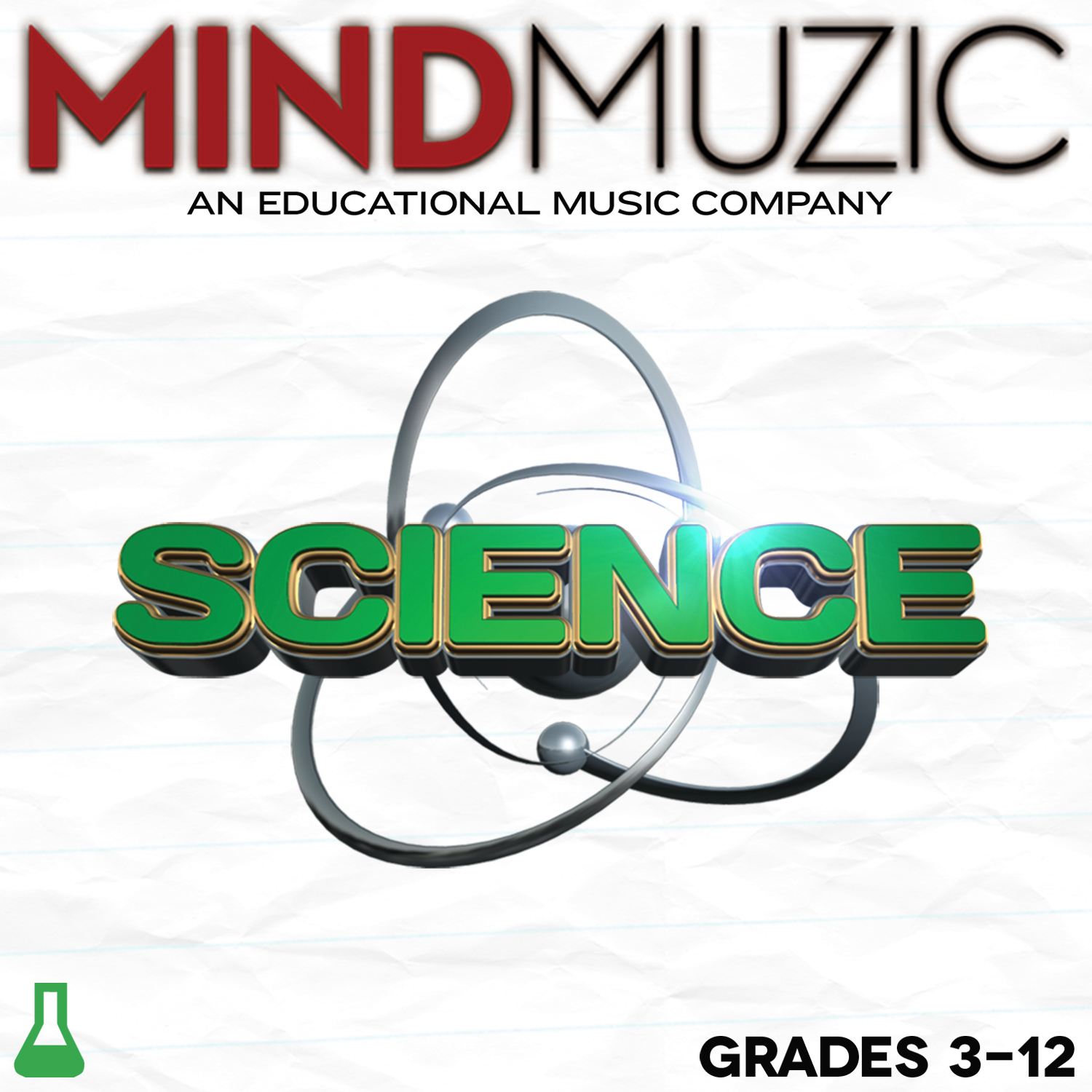 MindMuzic Science Album Download with Digital Workbook