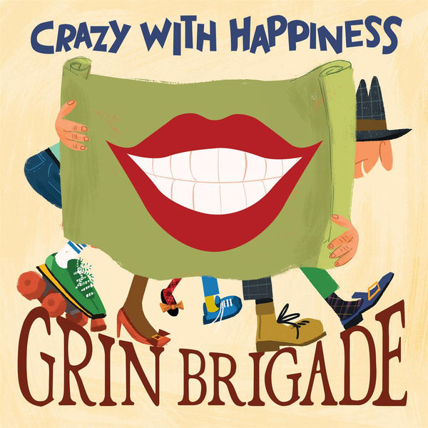 Crazy With Happiness CD with Lyrics
