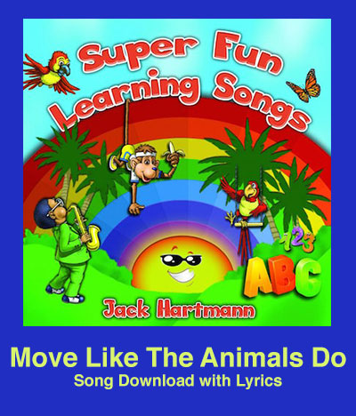 Move Like The Animals Do Song Download with Lyrics