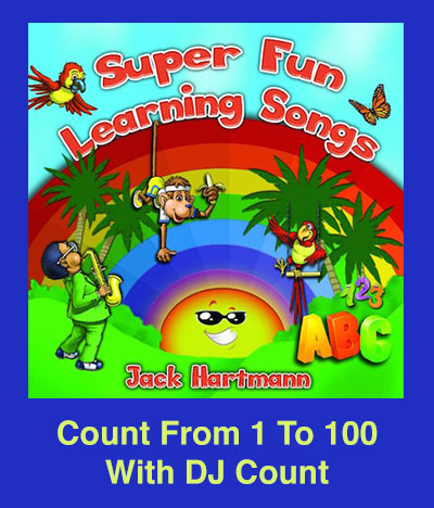 Count From 1 To 100 With DJ Count Song Download with Lyrics