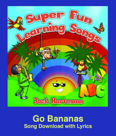 Go Bananas Song Download with Lyrics