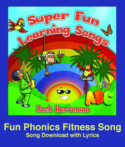 Fun Phonics Fitness Song Download with Lyrics