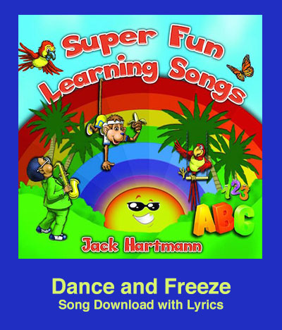 Dance and Freeze Song Download with Lyrics