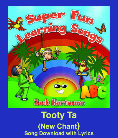 Tooty Ta (New Chant) Song Download with Lyrics