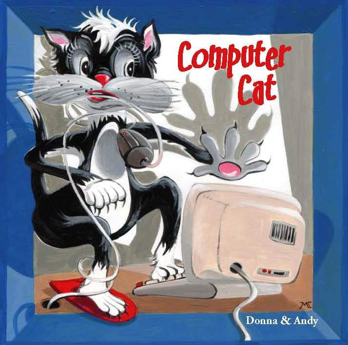 Donna & Andy: Computer Cat Album Download