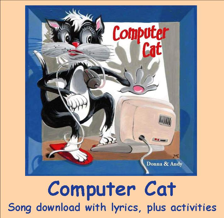 Computer Cat Song Download with Lyrics