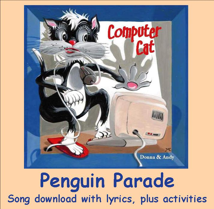 Penguin Parade Song Download with Lyrics