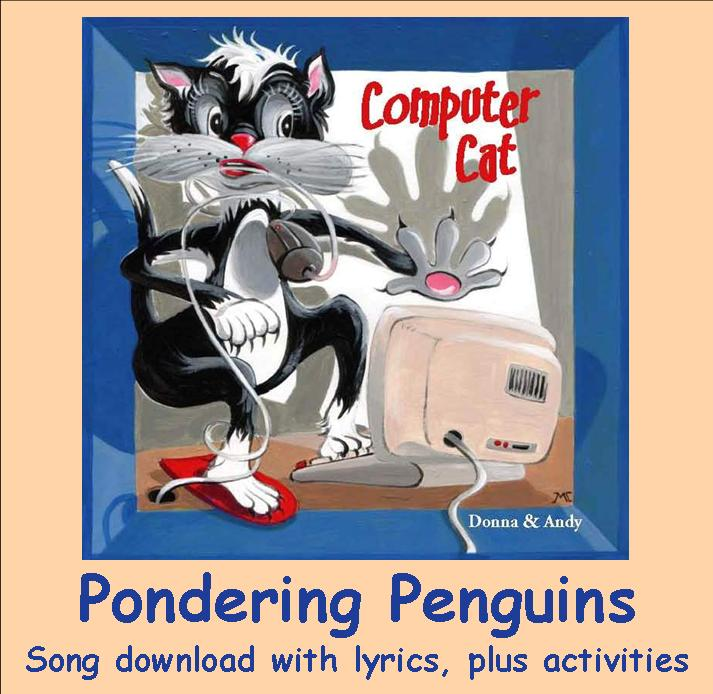 Pondering Penguins Song Download with Lyrics