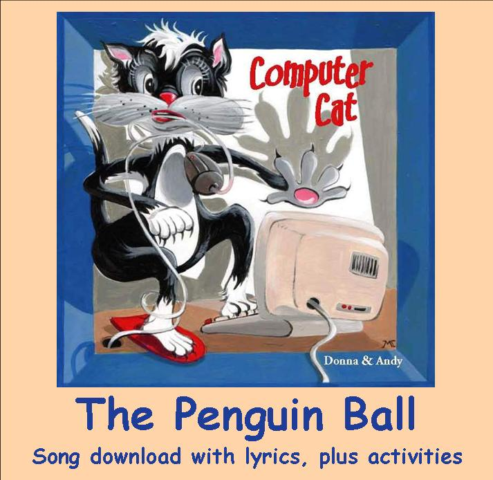 The Penguin Ball Song Download with Lyrics