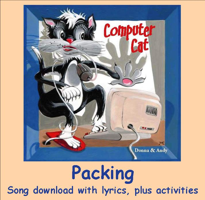 Packing Song Download with Lyrics