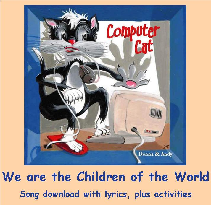 We Are Children of the World Song Download with Lyrics