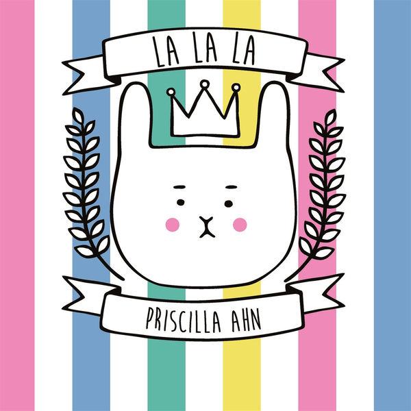 Priscilla Ahn: La La La Album Download with Lyrics