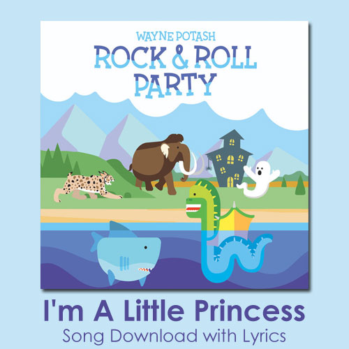 I'm A Little Princess Song Download with Lyrics