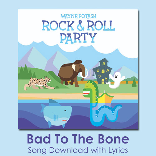 Bad To The Bone Song Download with Lyrics