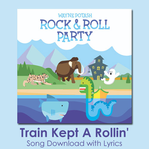 Train Kept A Rollin' Song Download with Lyrics