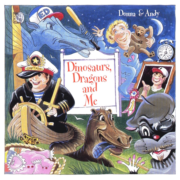 Donna & Andy: Dinosaurs, Dragons and Me Album Download