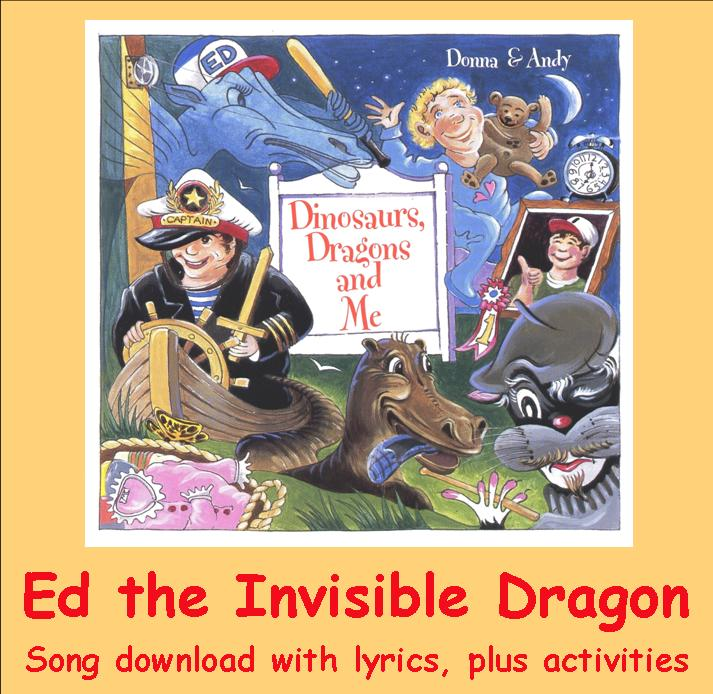 Ed the Invisible Dragon  Song Download with Lyrics