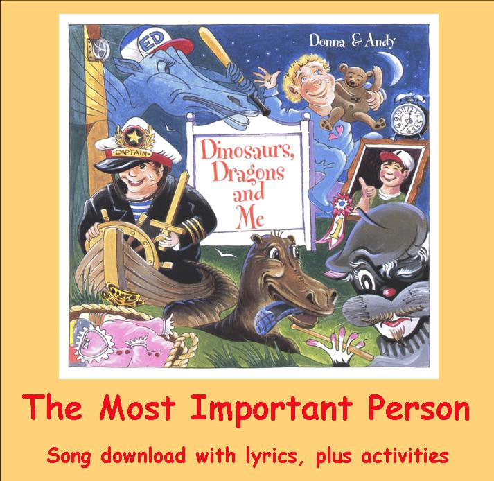 The Most Important Person Song Download with Lyrics