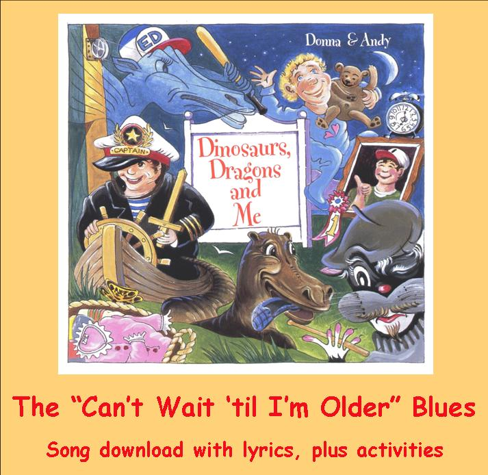 "The ""Can't Wait 'til I'm Older"" Blues Song Download with Lyrics"